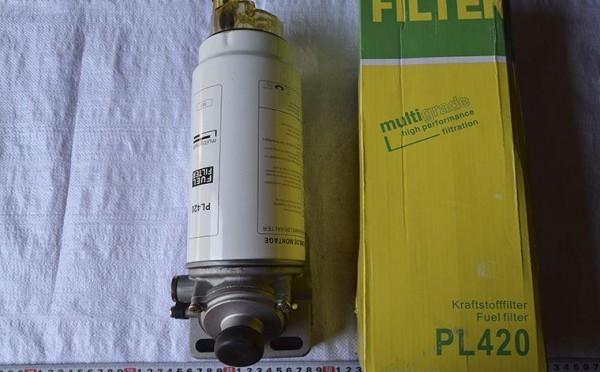Чистим фильтр грубой очистки МАЗ 1