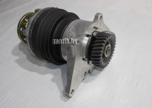Привод вентилятора МАЗ с механическим включателем 2