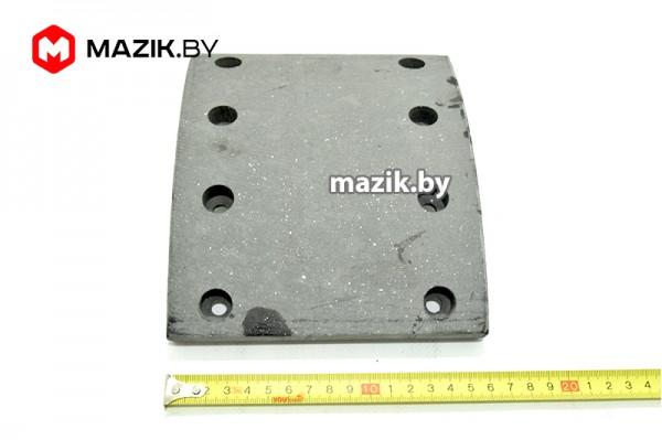Тормозные накладки в тормозной системе автомобилей МАЗ 3