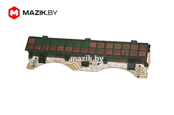 Сигнальная панель ФГ8047 щитка приборов ЩП 8076 ВЗЭП 1