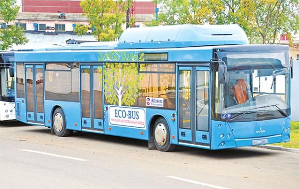 Экологичность и экономичность: как зарекомендовали себя автобусы «маз», работающие на метане 3