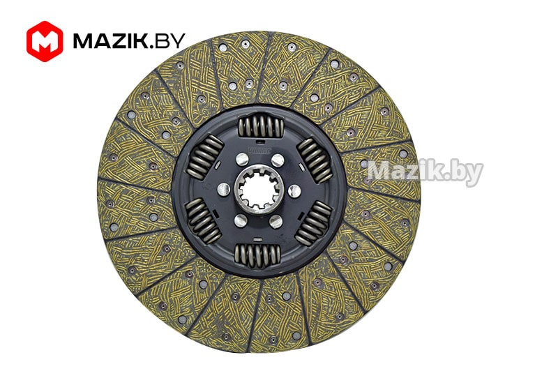 Сцепление МАЗ,устройство,детали 2