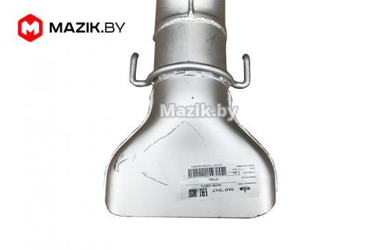 Труба выхлопная, МАЗ ОАО 1 206000-1203178