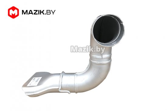 Труба выхлопная, МАЗ ОАО 2 206000-1203178
