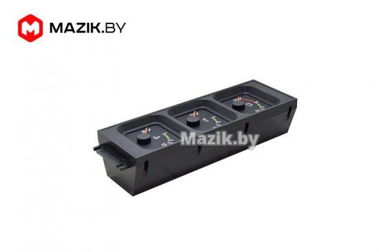 Блок ЭК (давление масла + зарядка + температура дв.) ЗПМ.499.367-02, ВЗЭП 3 ЭК8048-2