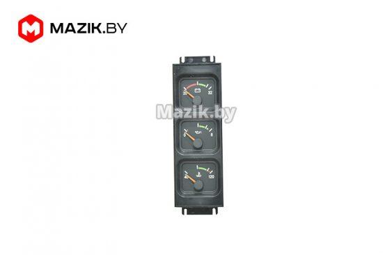 Блок ЭК (давление масла + зарядка + температура дв.) ЗПМ.499.367-02, ВЗЭП 1 ЭК8048-2