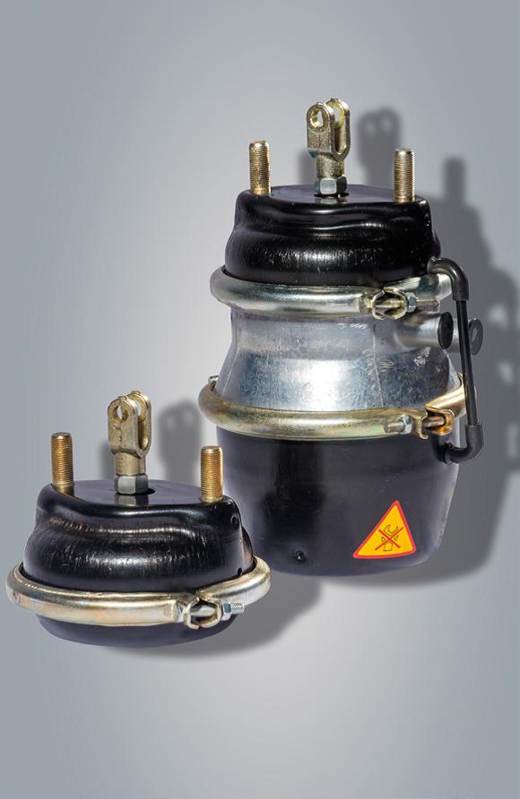 Тормозная система МАЗ 9