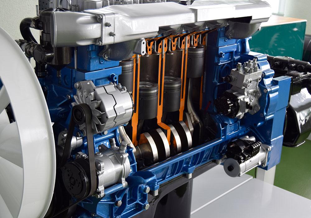 Двигатели Weichai для МАЗ 9