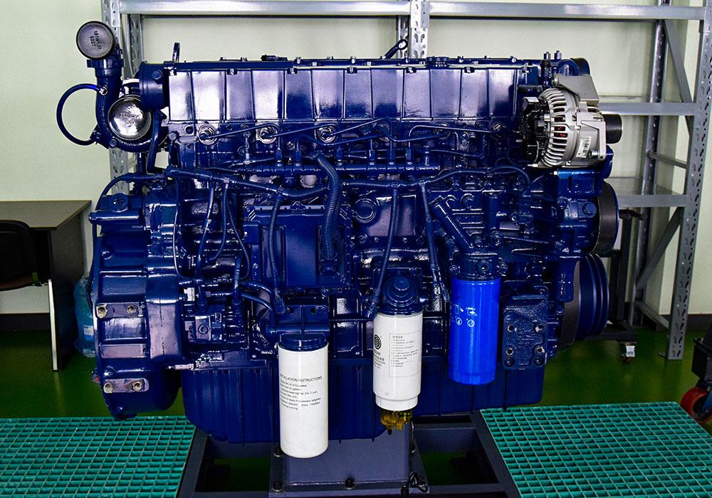 Двигатели Weichai для автомобилей МАЗ