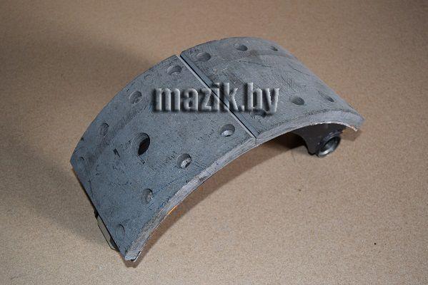 Тормозные колодки для автомобилей МАЗ 2