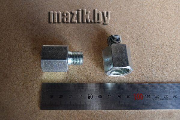 """Штуцер (М22*М16, под ключ """"27""""), МАЗ ОАО 1 404303"""