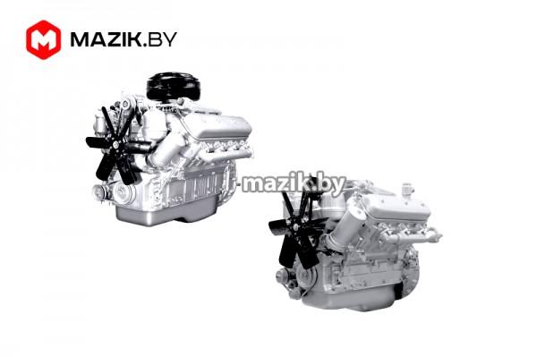 Двигатель для МАЗ ЯМЗ 3